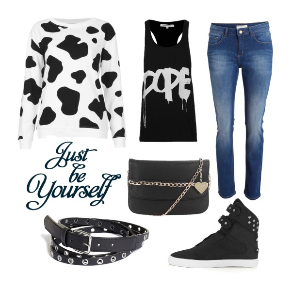 Just be yourself :)