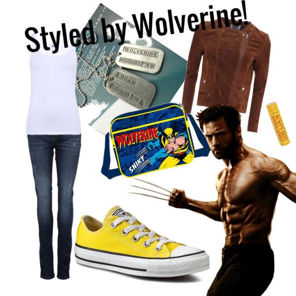 Like Wolverine!