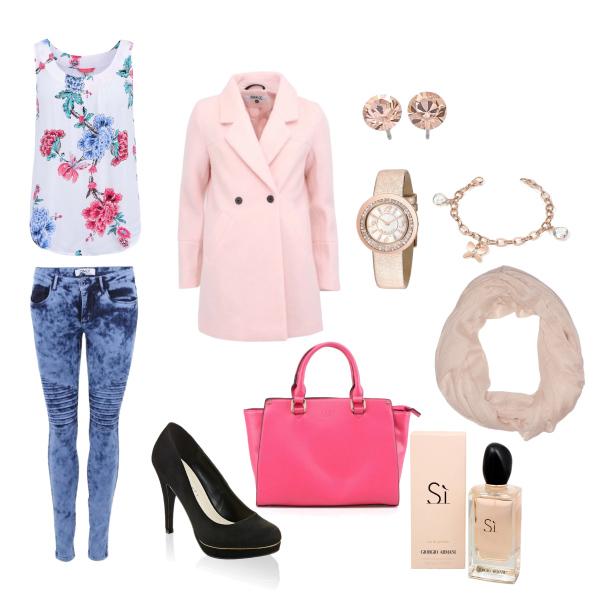 Winter pink!