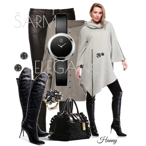 Šarm a elegance