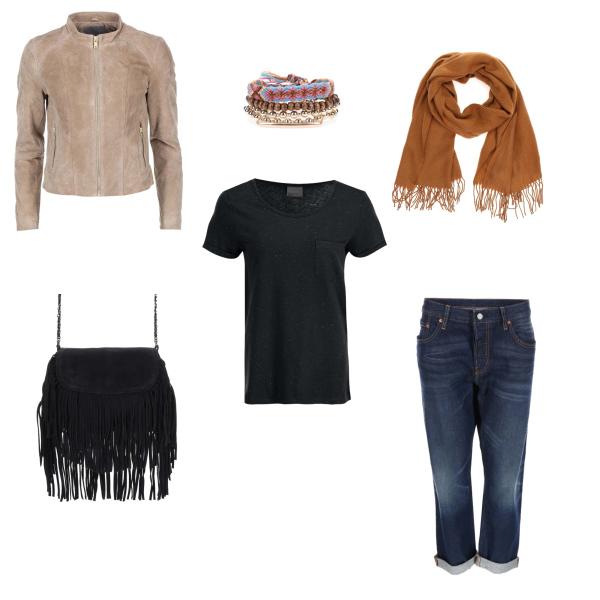 podzim nakupy