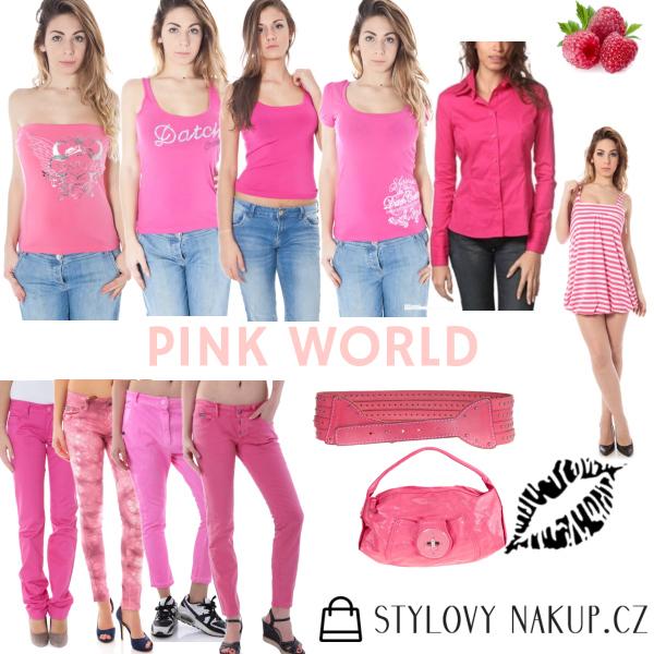 Pink world - stylovynakup.cz