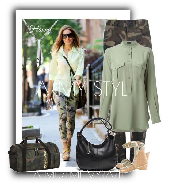 Army styl..
