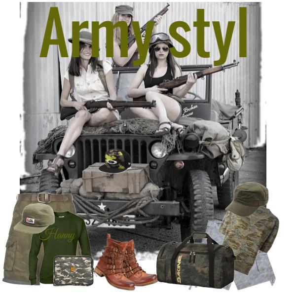 Army styl...