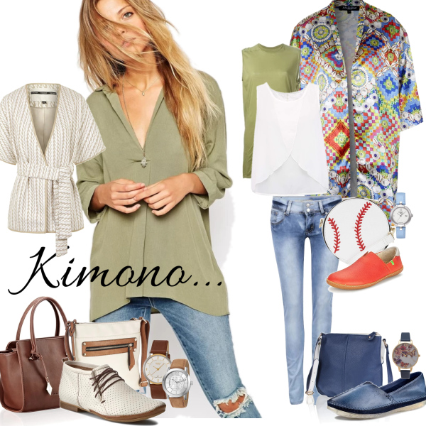 Kimono...