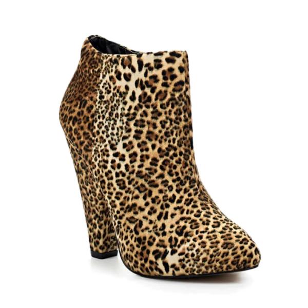 kotníkové gépardí boty ♥