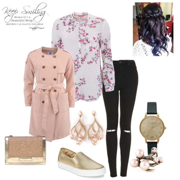 Svěží outfit :)
