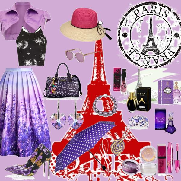 Lavender Paris