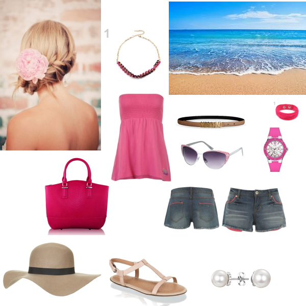 plážový set