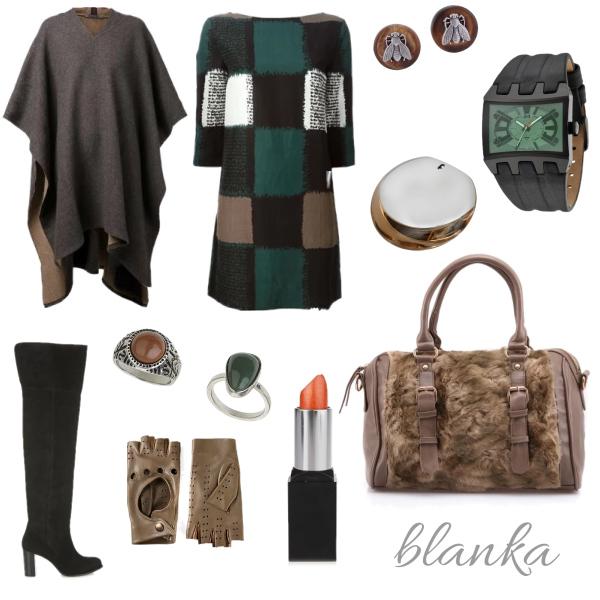 Podzimní outfit