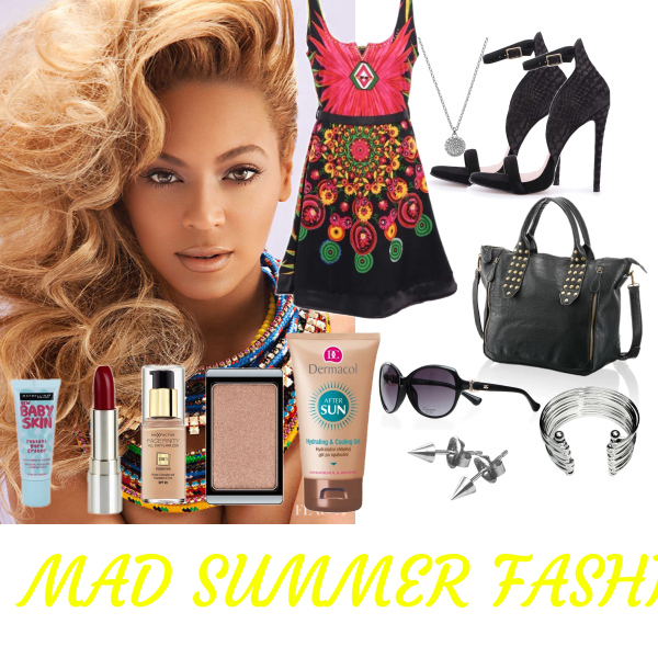 MAD SUMMER FASHION