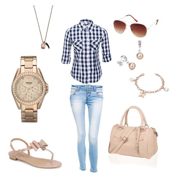Pohodlný Outfit