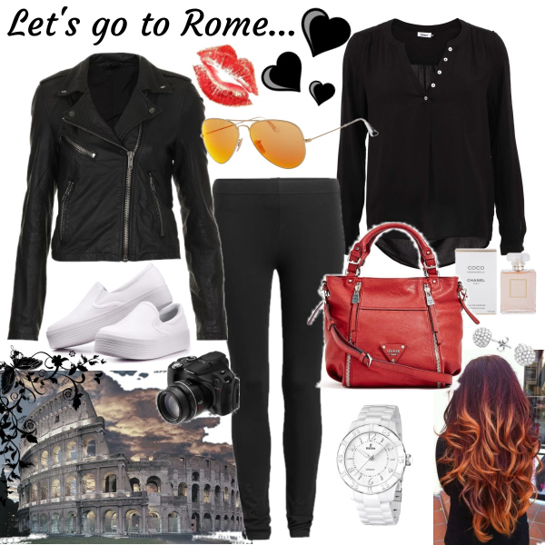 Let's go to Rome... <3