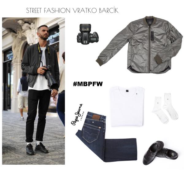 Street fashion MBPFW