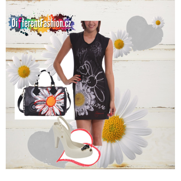 Desigual kopretinový set www.DifferentFashion.cz