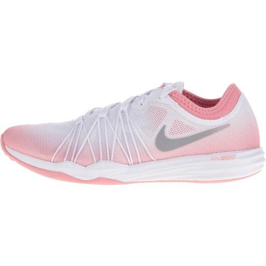 new york 2d3ca bc204 Ružovo-biele dámske tenisky Nike Dual Fusion - Glami.sk