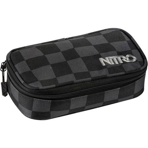 Nitro Pencil Case Xl checker - Glami.sk f2cb3b58245