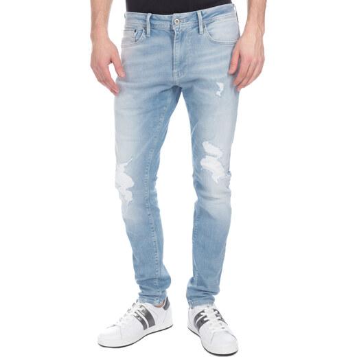 Pepe Jeans Stanley Beach Jeans Modrá - Glami.sk 1a9939f3bf