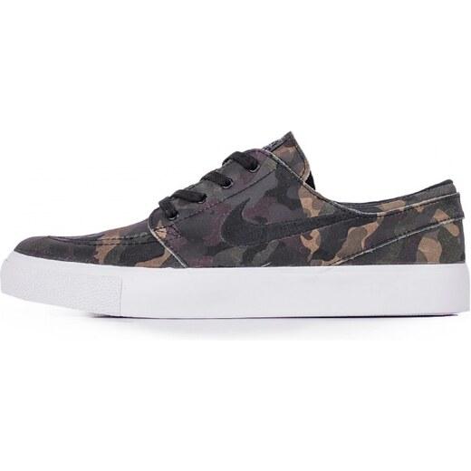 Sneakers - tenisky Nike SB Air Zoom Stefan Janoski Premium High Tape White    Black - White - Multi - Color - Glami.cz 8fbc546b9e