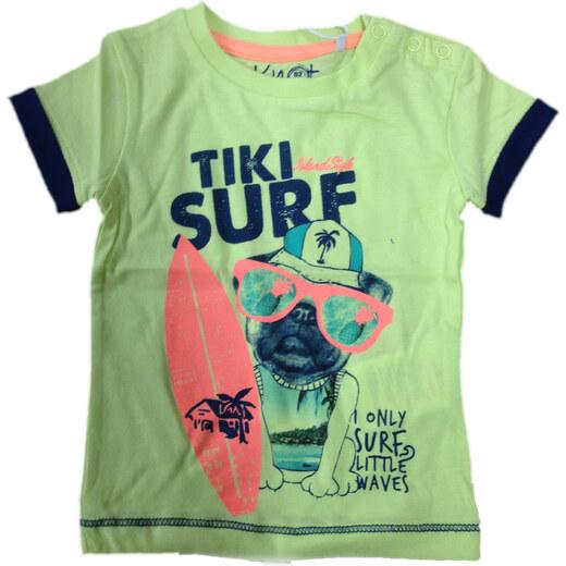 f6ad96563985a Carodel Chlapčenské tričko Surf - zelené - Glami.sk