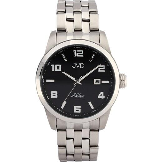 Pánské ocelové vodotěsné hodinky JVD JC644.5 - 10ATM s datumovkou - Glami.cz 88367a4d68