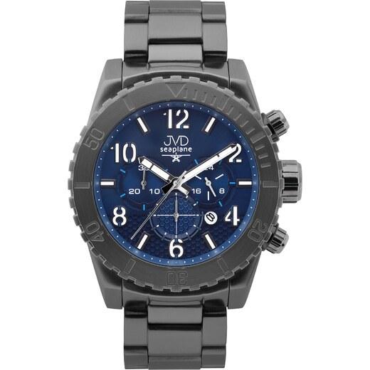 JVD Vodotěsné pánské náramkové hodinky Seaplane METEOR JC703.1 - Glami.cz 74b267d195
