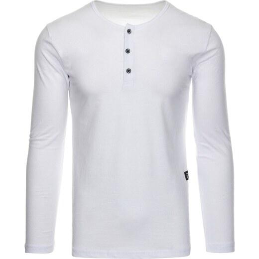9e36731169c0 Biele tričko s dlhým rukávom - Glami.sk