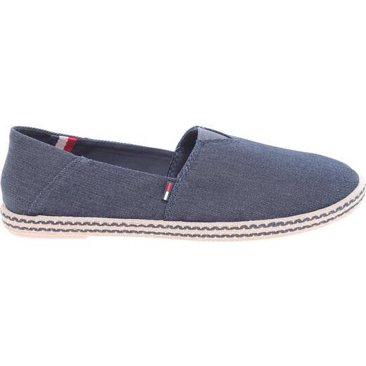 cfce5ef4fb Tommy Hilfiger dámská obuv FW0FW00369 s1385ari 3d2 modrá - Glami.cz