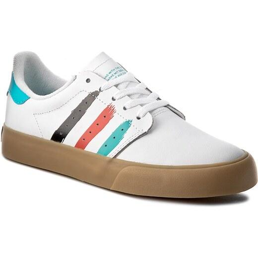216e74914345 Cipők adidas - Seeley Court BW0659 Ftwwht/Eneblu/Energy - Glami.hu