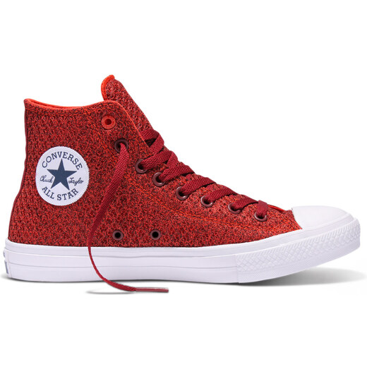 d112e2f578a Converse Chuck Taylor All Star II Spacer Mesh High Top Signal Red červené  154019C - Glami.cz