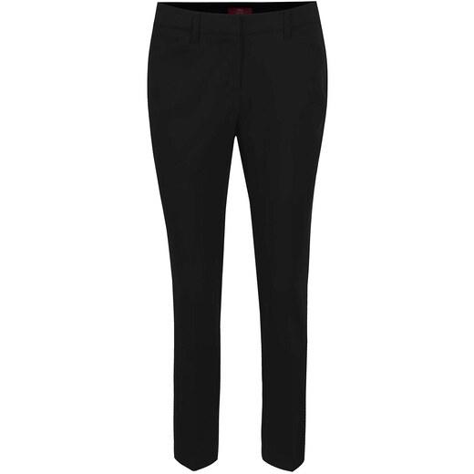 c979c6e6f Čierne dámske formálne nohavice s.Oliver - Glami.sk