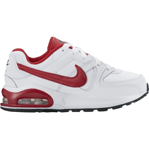 finest selection b6fdf 5d558 Dětské tenisky Nike AIR MAX COMMAND FLEX LTR PS WHITE GYM RED-BLACK -  Glami.cz