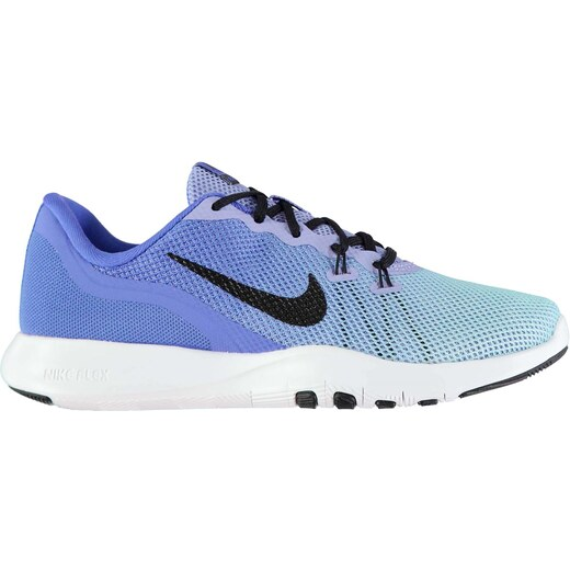 boty Nike Flex TR7 Training Shoes dámské Blue Black - Glami.cz d2256e2353