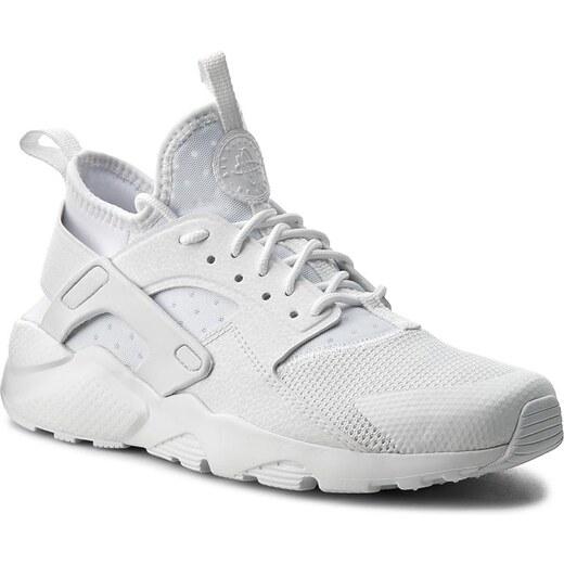 b80a52a1752b Cipők NIKE - Air Huarache Run Ultra Gs 847569 100 White/White/White -  Glami.hu
