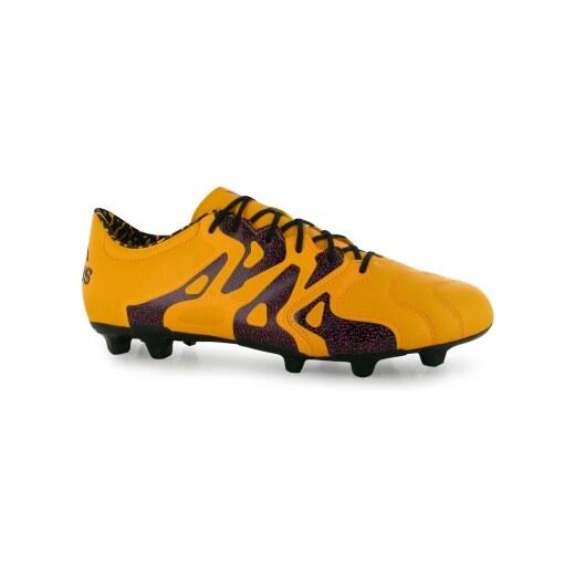 c6215097ab29b adidas X 15.2 Leather FG Mens Football Boots - Glami.cz