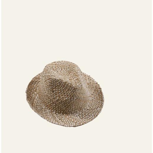 Dámský slaměný klobouk Kbas prošívaný 255214-1 - Glami.cz bfc4e0f72d