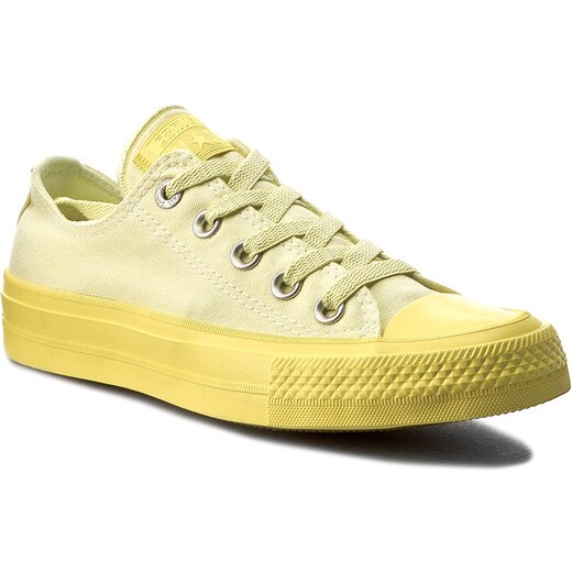 Tramky CONVERSE - Ctas II Ox 155726C Lemon Haze Fresh Yellow - Glami.sk f1eb0f5d74b