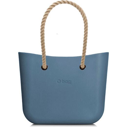 O BAG MINI AIR BLUE S POVRAZOM NATURAL - Glami.sk 4614925e2db