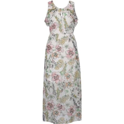 Krémové maxišaty s kvetovaným vzorom Dorothy Perkins Petite - Glami.sk 8ee78e7e5b8