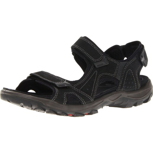 95ab94974be06 Ecco Offroad Lite, Chaussures Multisport Outdoor homme, Noir  (50608Black Denim Blue), 41 EU - Glami.fr