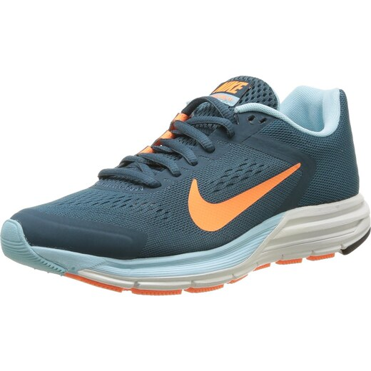 best sneakers 1804e 60ed1 Nike Wmns Zoom Structure 17 615588-380 Damen Outdoor Fitnessschuhe  Mehrfarbig - Multicolore (Nght Fctr/Atmc Orng/Glcr Ic/Sm) 35.5 - Glami.de