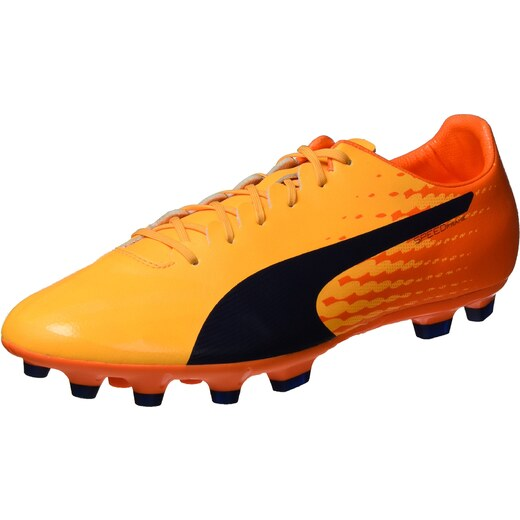 Puma Evospeed 17 SL S AG, Chaussures de Football Homme, Jaune (Ultra Yellow- Peacoat-Orange Clown Fish 03), 43 EU - Glami.fr