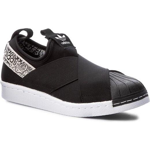 Cipők adidas - Superstar SlipOn BY9142 Cblack Cblack Ftwwht - Glami.hu 4d0fc7ee56