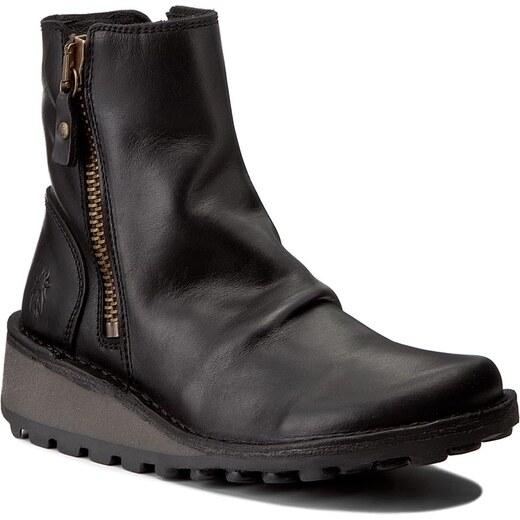 c6ab99e83f8 Členková obuv FLY LONDON - Mongfly P210944000 Black - Glami.sk