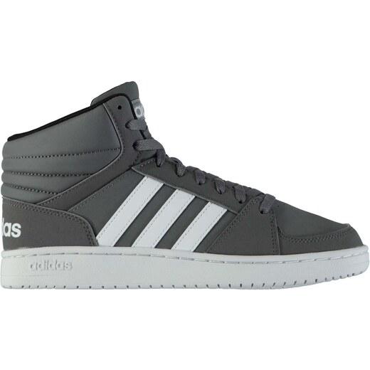 e946f1c63 Adidas Hoops Mid Nubuck Mens Hi Tops - Glami.sk