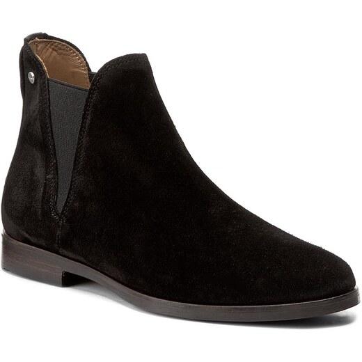 502cf4e3b6 Kotníková obuv s elastickým prvkem GANT - Nicole 15573128 Black G00 -  Glami.cz
