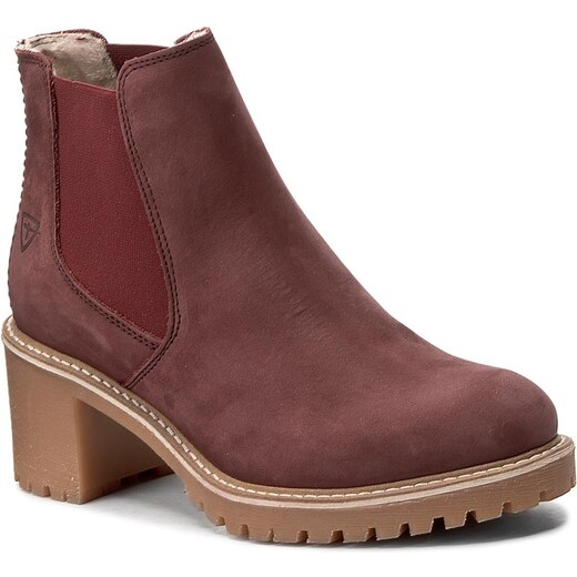 8b83699c882c Členková obuv TAMARIS - 1-25447-29 Bordeaux 549 - Glami.sk