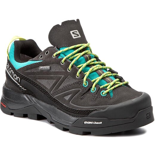 Bakancs SALOMON - X Alp Ltr Gtx W GORE-TEX 393271 20 V0 Deep Peacock  Blue Phntom Lime Punch. - Glami.hu 588db80ac2