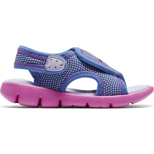 5bb456c2c7361 Nike Sunray Adjust 4 Td fialová 23,5 - Glami.sk