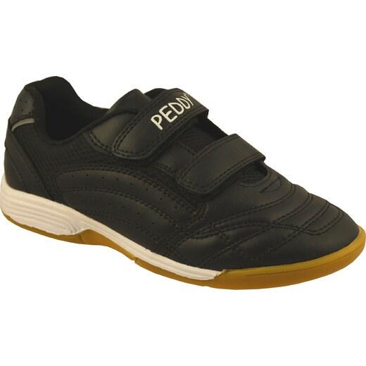Peddy Chlapčenská sálová obuv - čierna - Glami.sk bb3713b7a5c